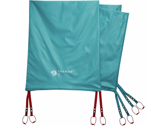 Mountain Hardwear Trango 2 Footprint, glacier teal